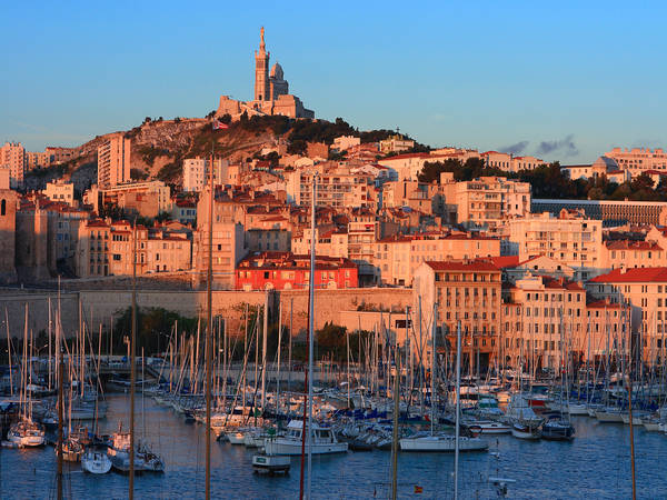 arrondissement marseille